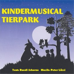 CD Cover Tierpark